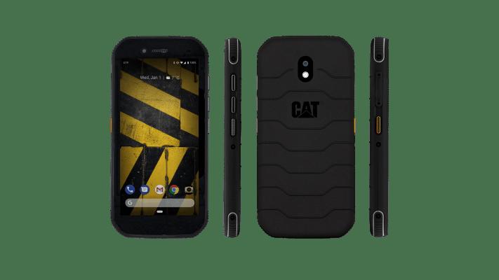 cat s42 smartphone recensie