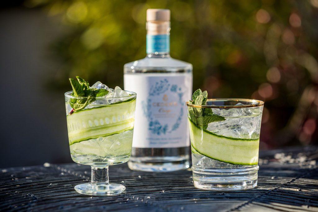 CEDER'S Crisp alcoholvrije gin