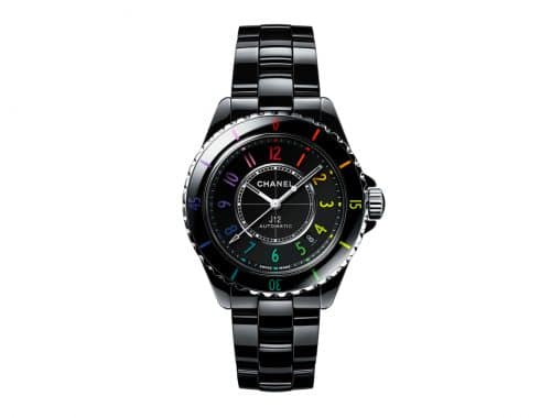"Chanel J12 ""Electro"" horloge"