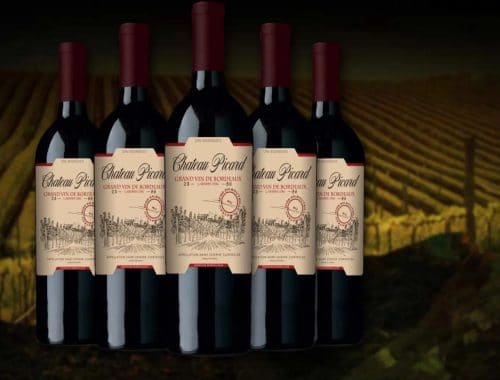 chateau picard wijn star trek