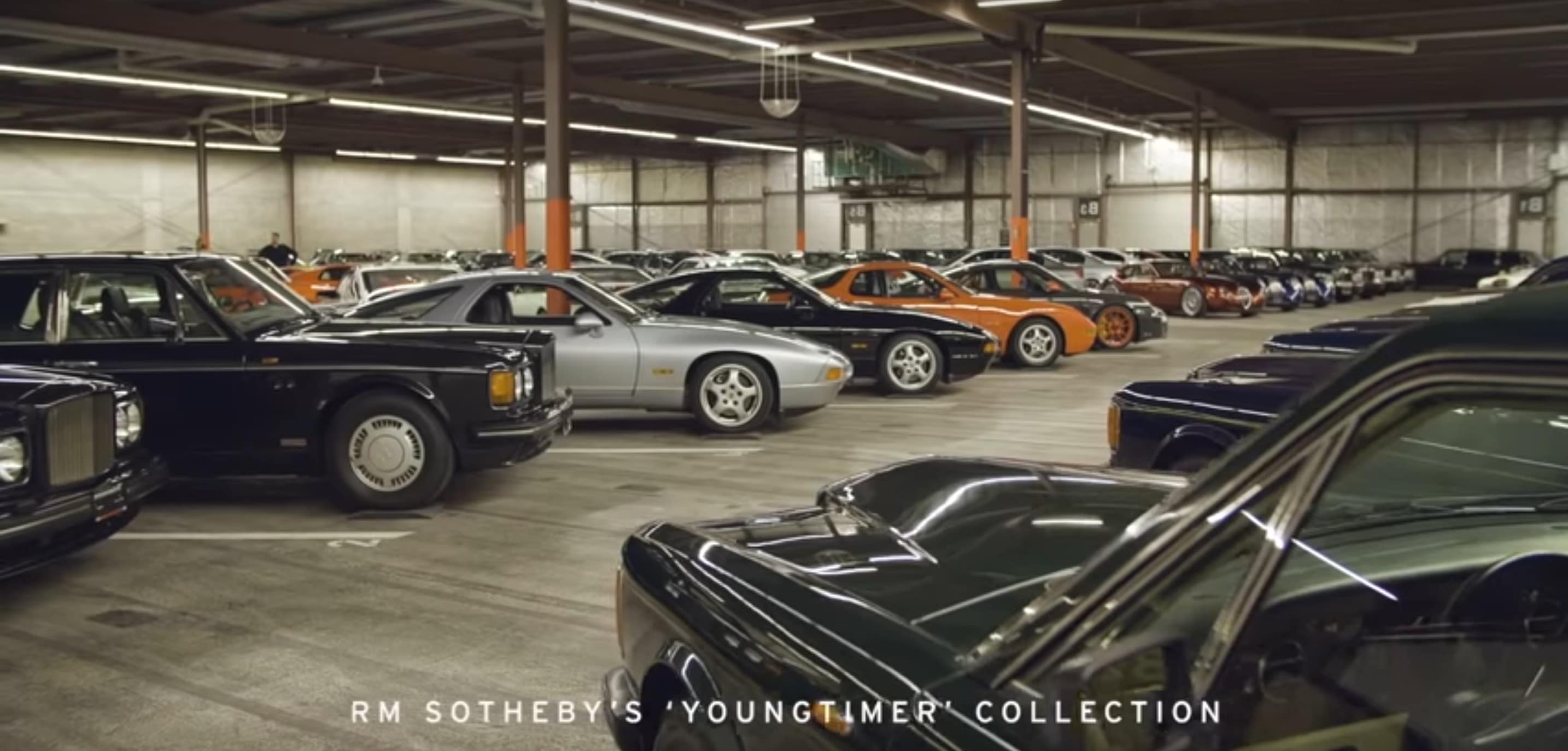 sotheby's dream garage top gear