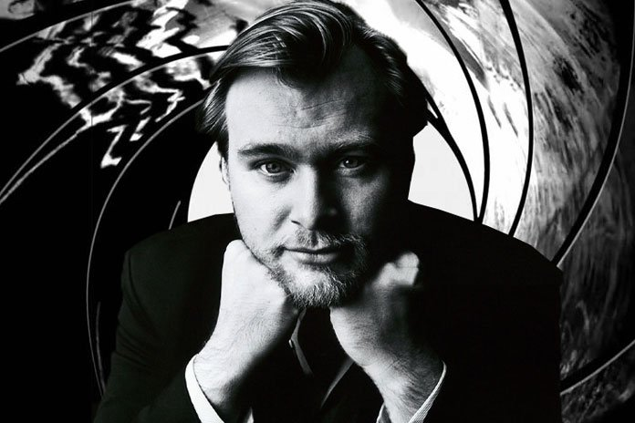 Christopher Nolan James Bond 25 film