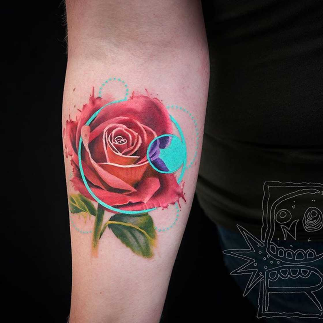 inspiratie tattoo Chris Rigoni tattoos mannen