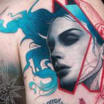 inspiratie tattoo Chris Rigoni tattoos mannen