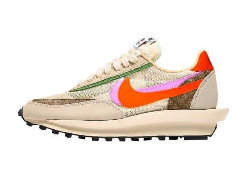 CLOT x sacai Nike LD Waffle