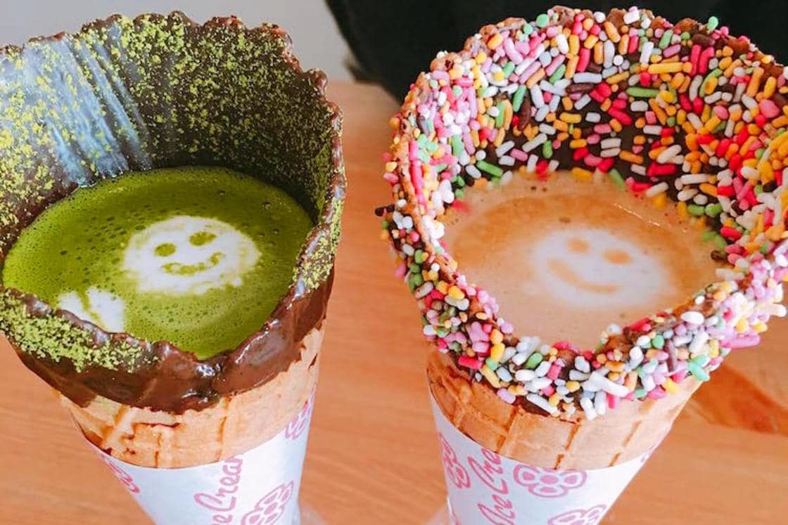 koffie - coffee cone tokio