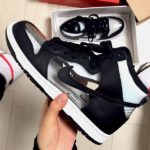 COMME des GARÇONS x Nike Dunk High Clear