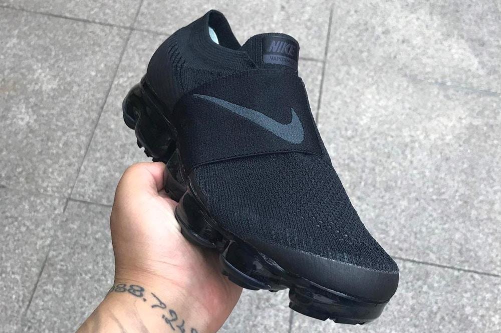COMME des GARÇONS x Nike Air VaporMax Strap