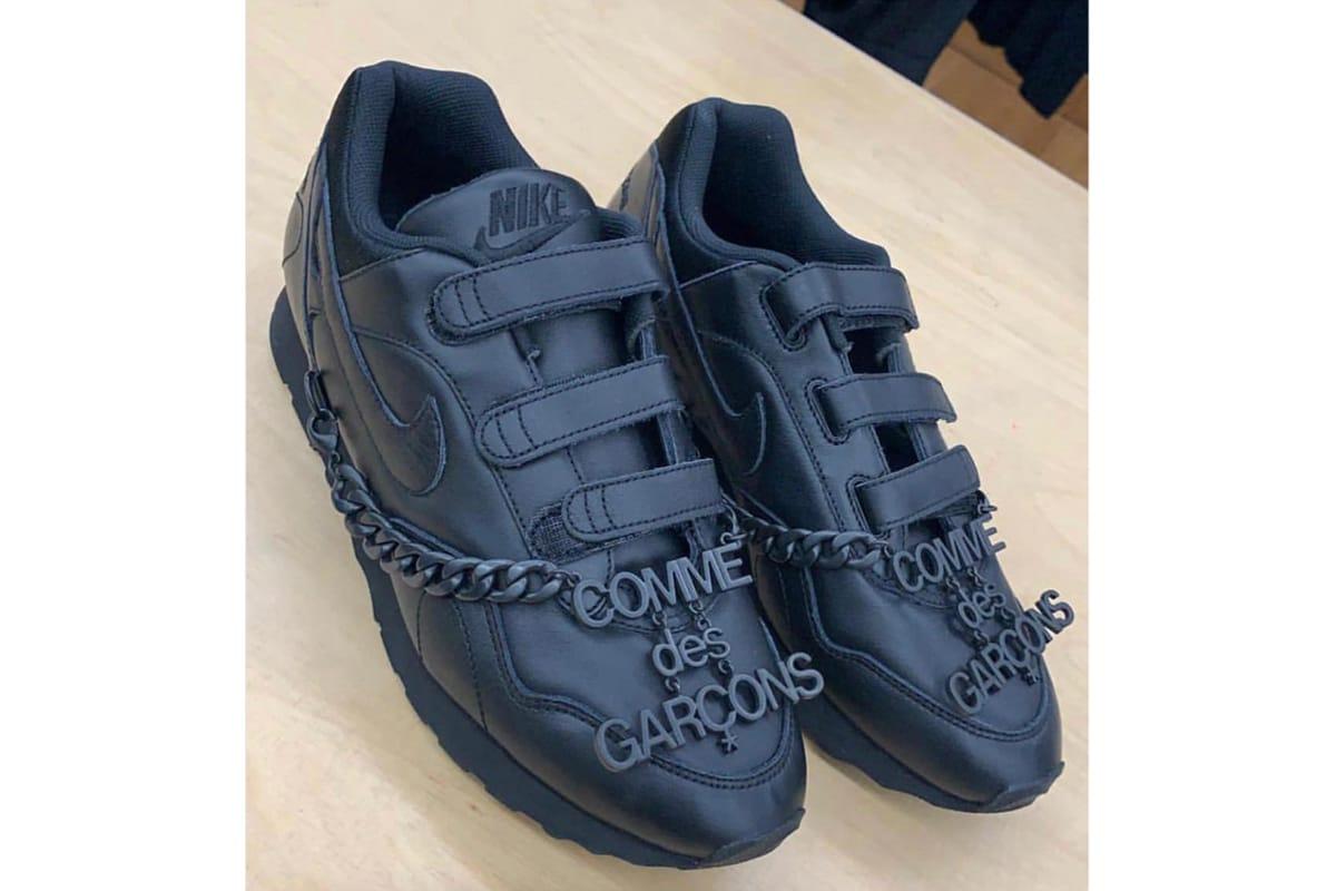 FW19 COMME des GARÇONS x Nike sneaker