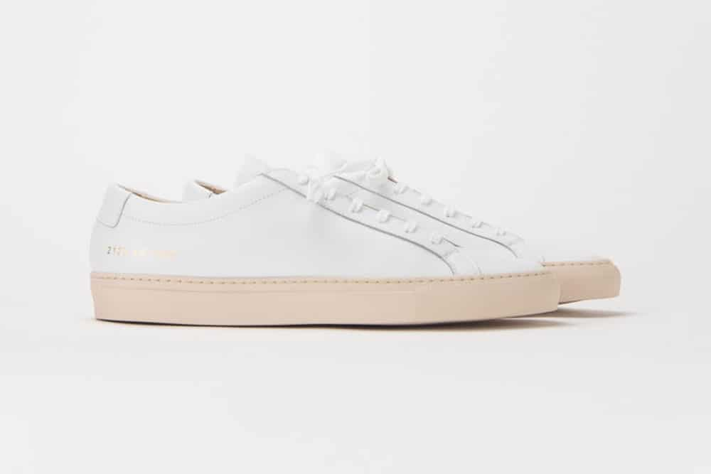 Common Projects Spring/Summer 2018 Collectie