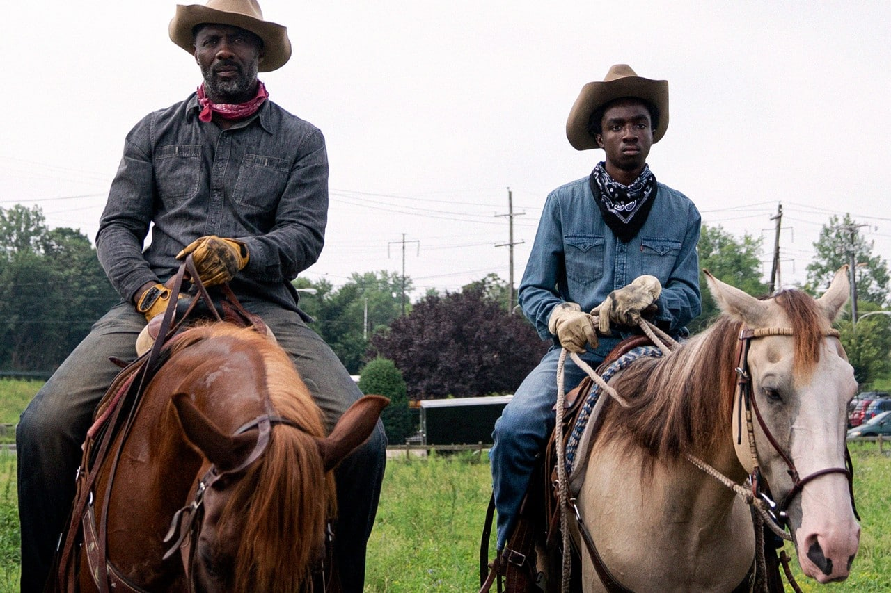 Concrete Cowboy - Idris Elba nieuwe film Netflix
