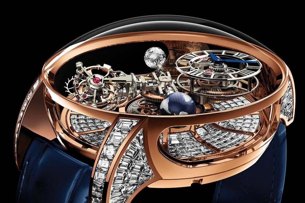 Conor Mcgregor $1 miljoen kostende Jacob and Co. horloge