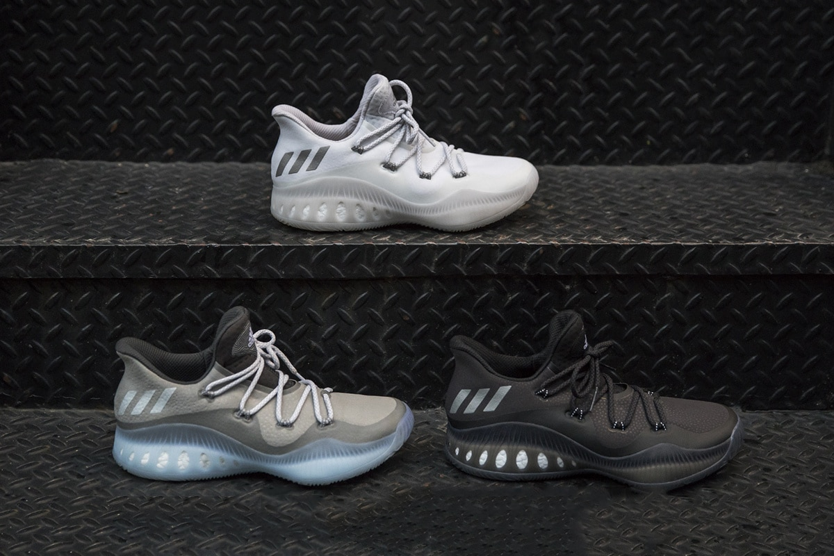 adidas Basketball Crazy Explosive Low met BOOST onthuld