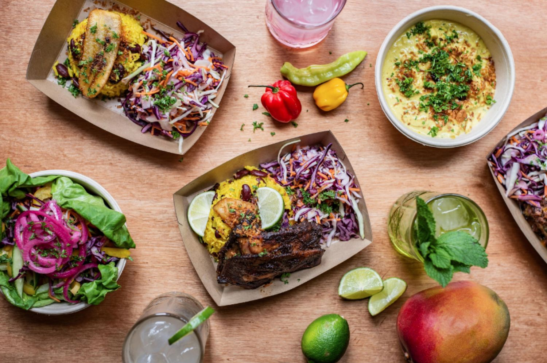 Cut Throat Amsterdam Caribische streetfood cocktails