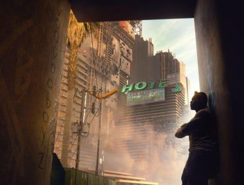 Cyberpunk 2077 uitgesteld 10 december 2020