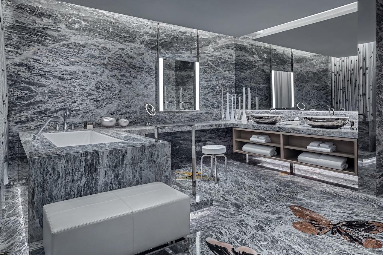 Damien Hirst - Palms Casino Resort Sky Villa Las Vegas - duurste hotelkamer ter wereld