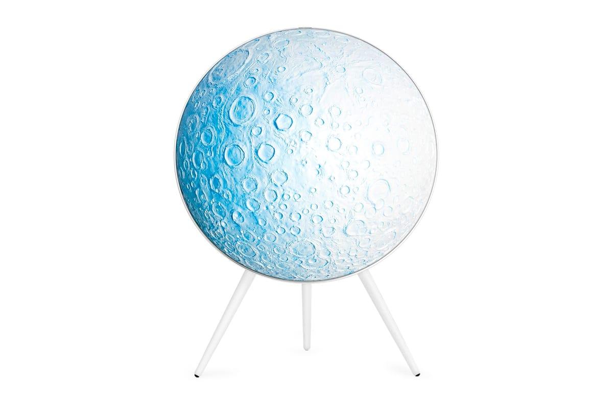 "Daniel Arsham x Bang & Olufsen Beoplay A9 ""Blue"" speaker"