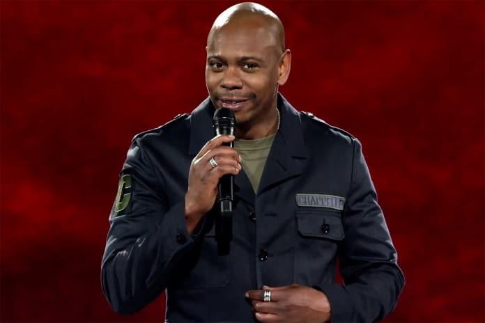 Dave Chappelle Netflix special Comedy trailer
