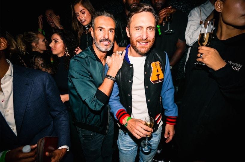 ADE MAD FOX David Guetta Yossi Eliyahoo