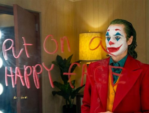 The Joker: Put on a Happy Face