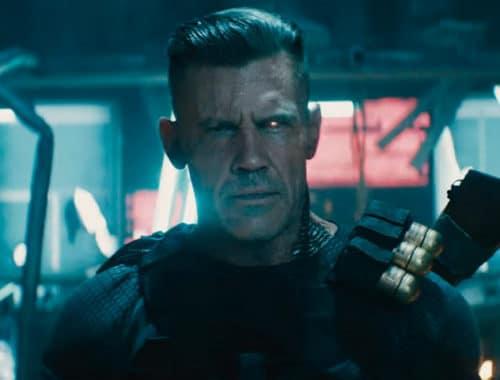 Deadpool 2 trailer Cable