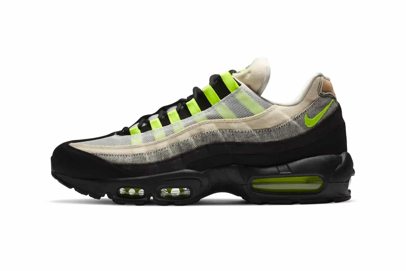 Denham x Nike Air Max 95