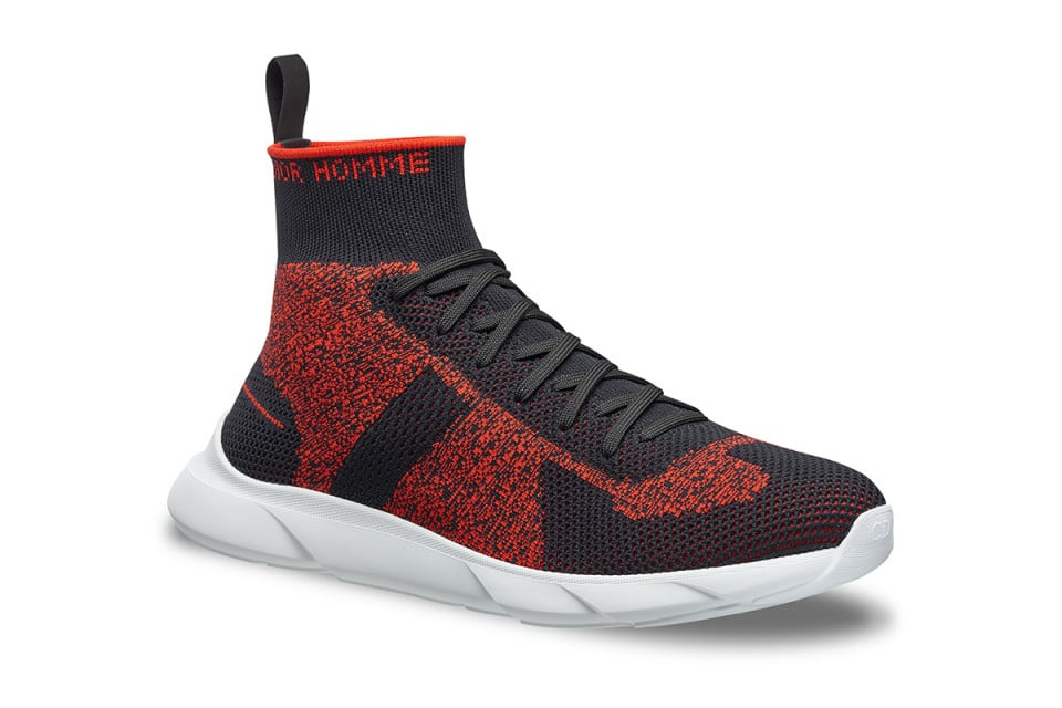 958e802a547 Dior lanceert Dior Homme B21 knitted sneakers | MANNENSTYLE