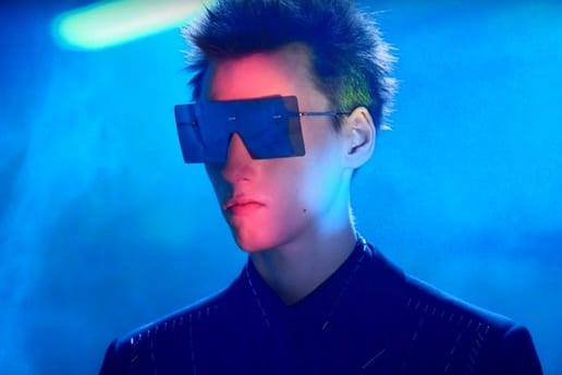 Dior Homme Hardior zonnebrillen