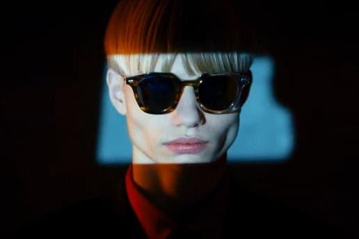Dior Homme zonnebrillen thin metal ss18