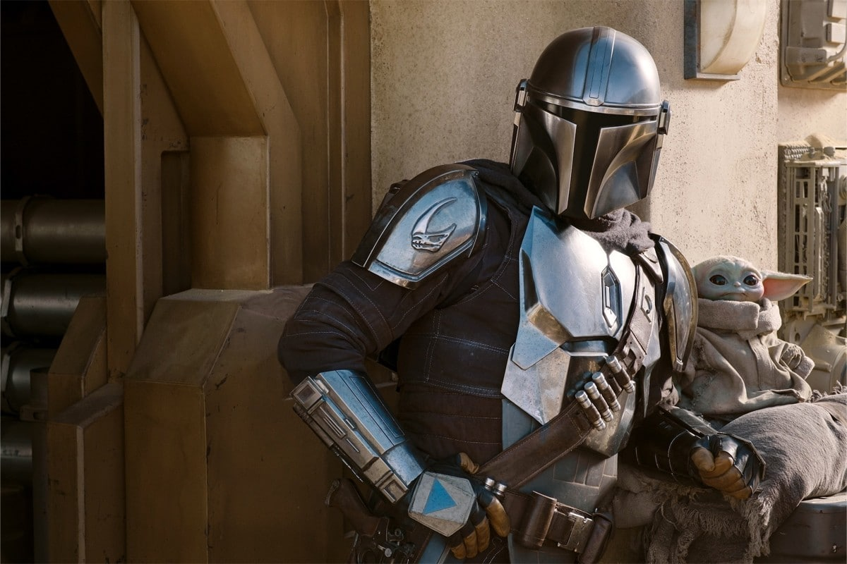 The Mandalorian seizoen 2 video