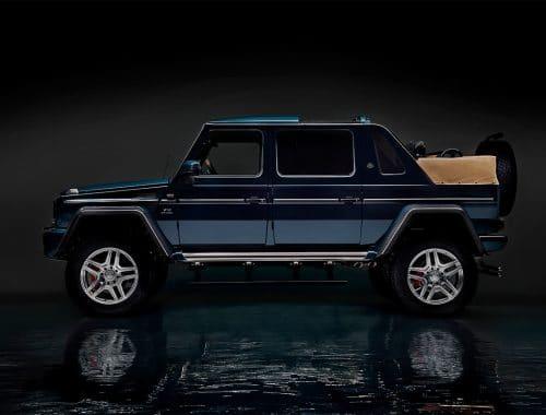 drake koopt Mercedes-Maybach G 650 Landaulet