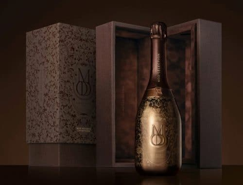 Drake introduceert Mod Sélection Champagne