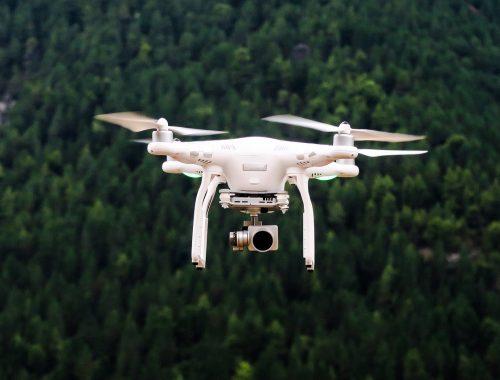 drones in nederland