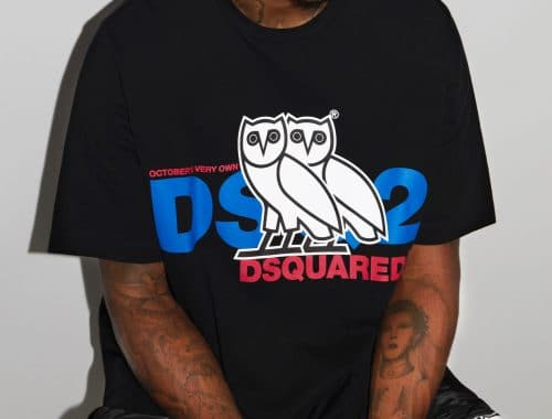 OVO x Dsquared2 Fall 2020