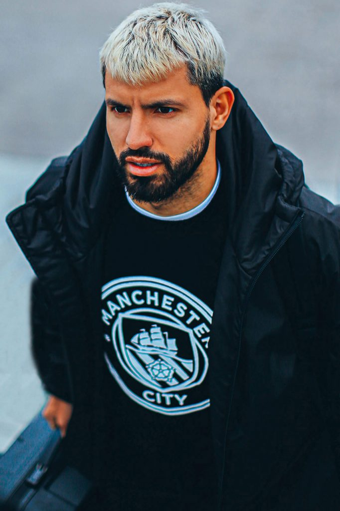 Dsquared2 x Manchester City Fall 2019 Pre-Match kleding
