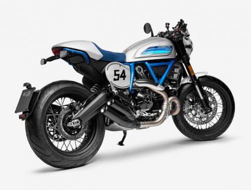 2019 Ducati Scrambler Range Café Racer