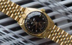 Duurst Rolex ooit Bao Dai Rolex reference 6062