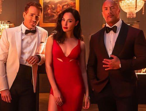 Red Notice trailer met Dwayne Johnson, Gal Gadot & Ryan Reynolds