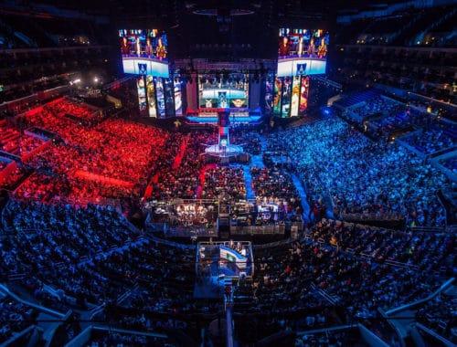 e-sports gamen amsterdam