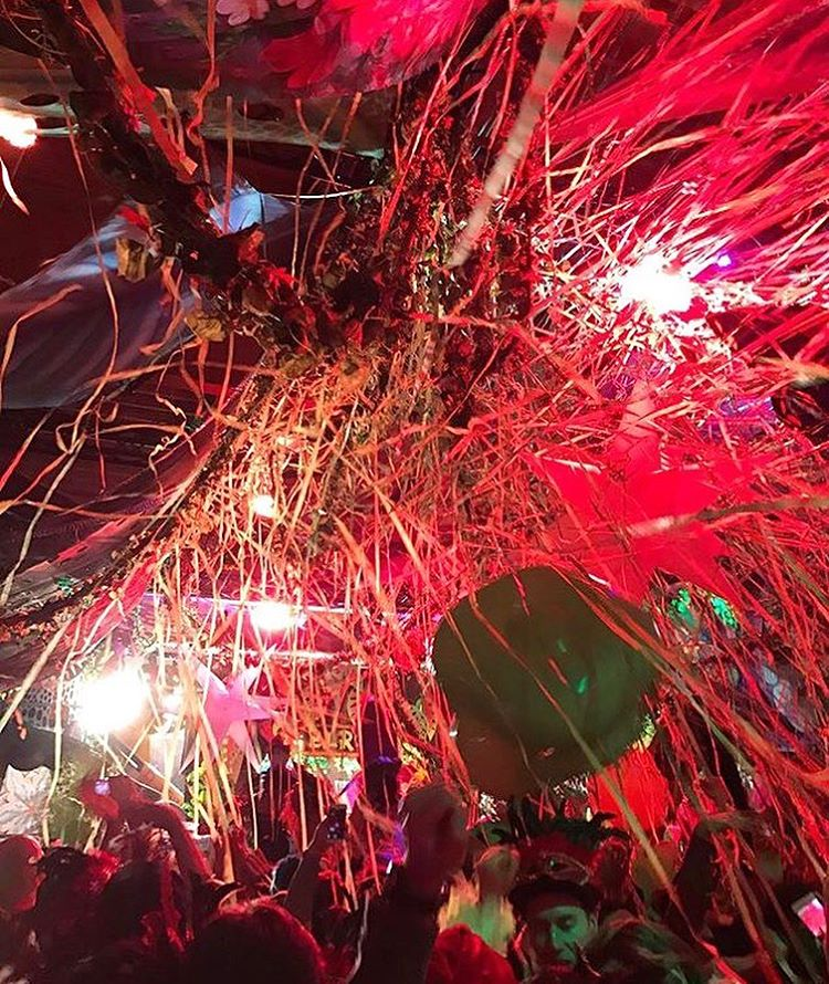 Elrow Amsterdam NYE 2016 review