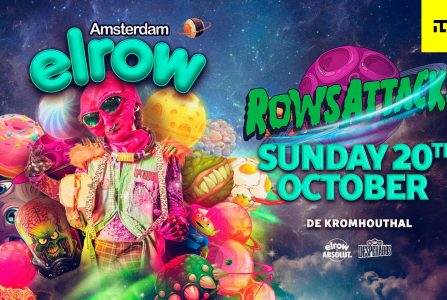 elrow goes to ADE 2019 tickets