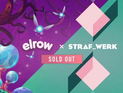 elrow x STRAF_WERK 2019