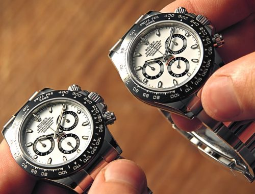 fake rolex daytona video