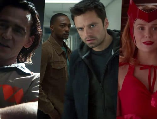 Black Widow, The Falcon and The Winter Soldier, WandaVision, Loki trailer super bowl