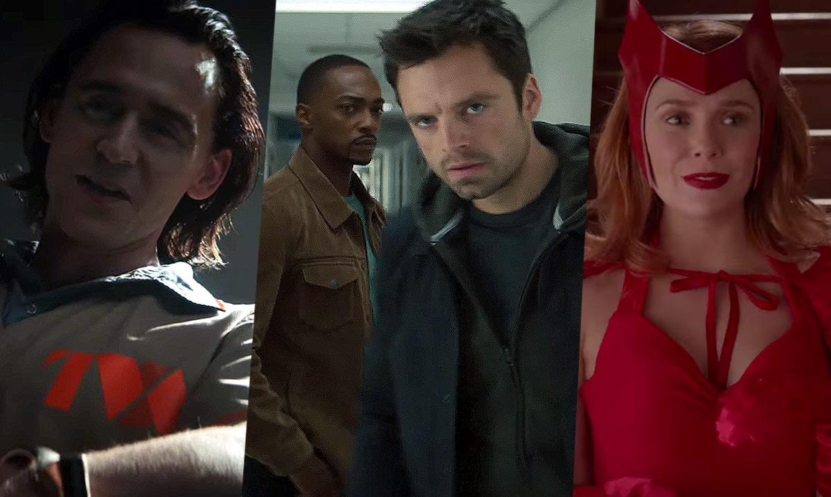 Black Widow, The Falcon and The Winter Soldier, WandaVision, Loki trailer super bowl