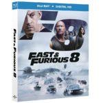 Fast & Furious 8 DVD Blu-ray