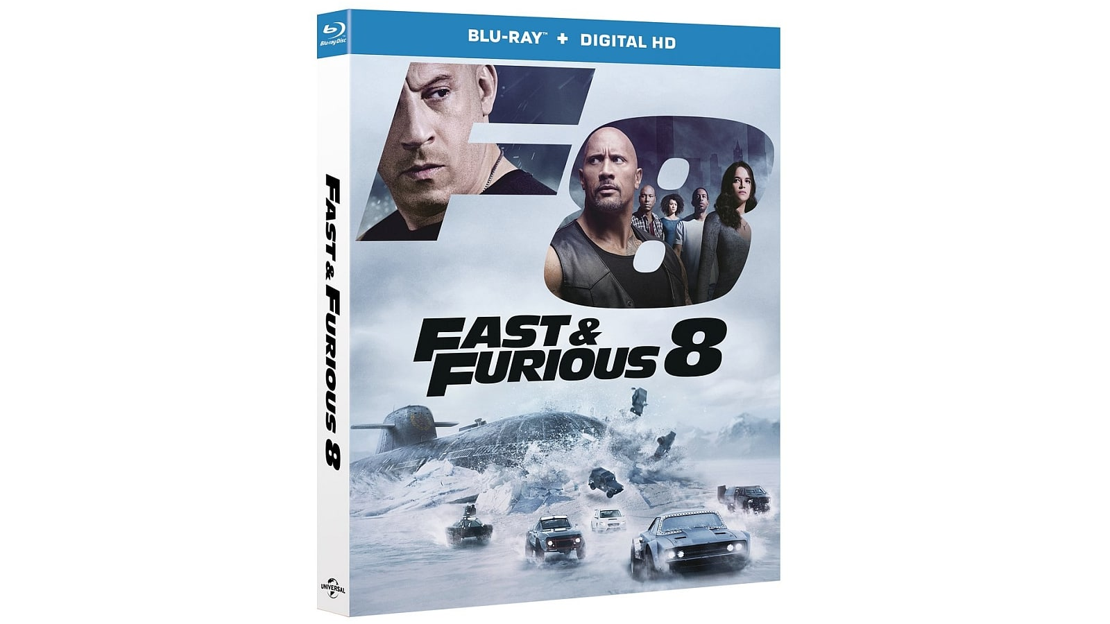 giveaway win een dvd of blu ray van fast furious 8. Black Bedroom Furniture Sets. Home Design Ideas
