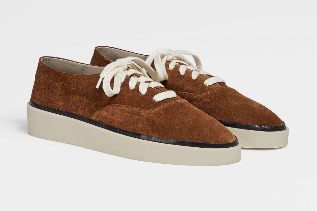 Fear of God Exclusively for Ermenegildo Zegna schoenen