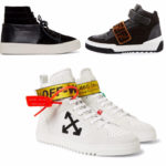 nieuwe off-white fendi maison margiela sneakers