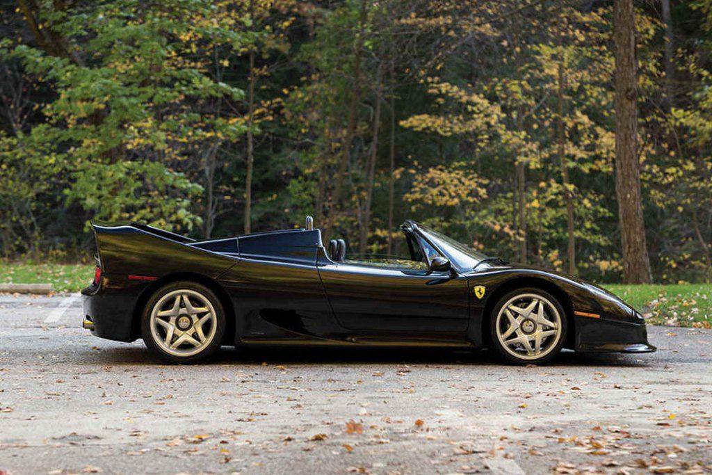 Ferrari F50 Nero 1995